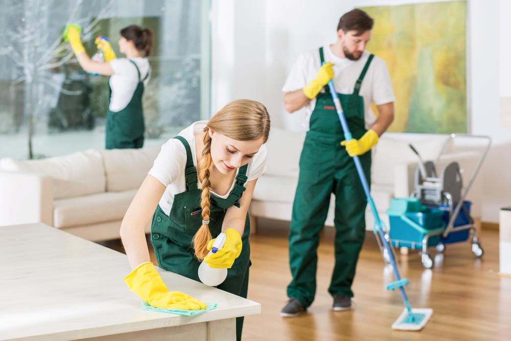شركة تنظيف شقق برابغ