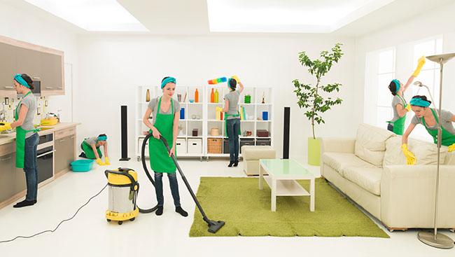 شركات تنظيف شقق برابغ